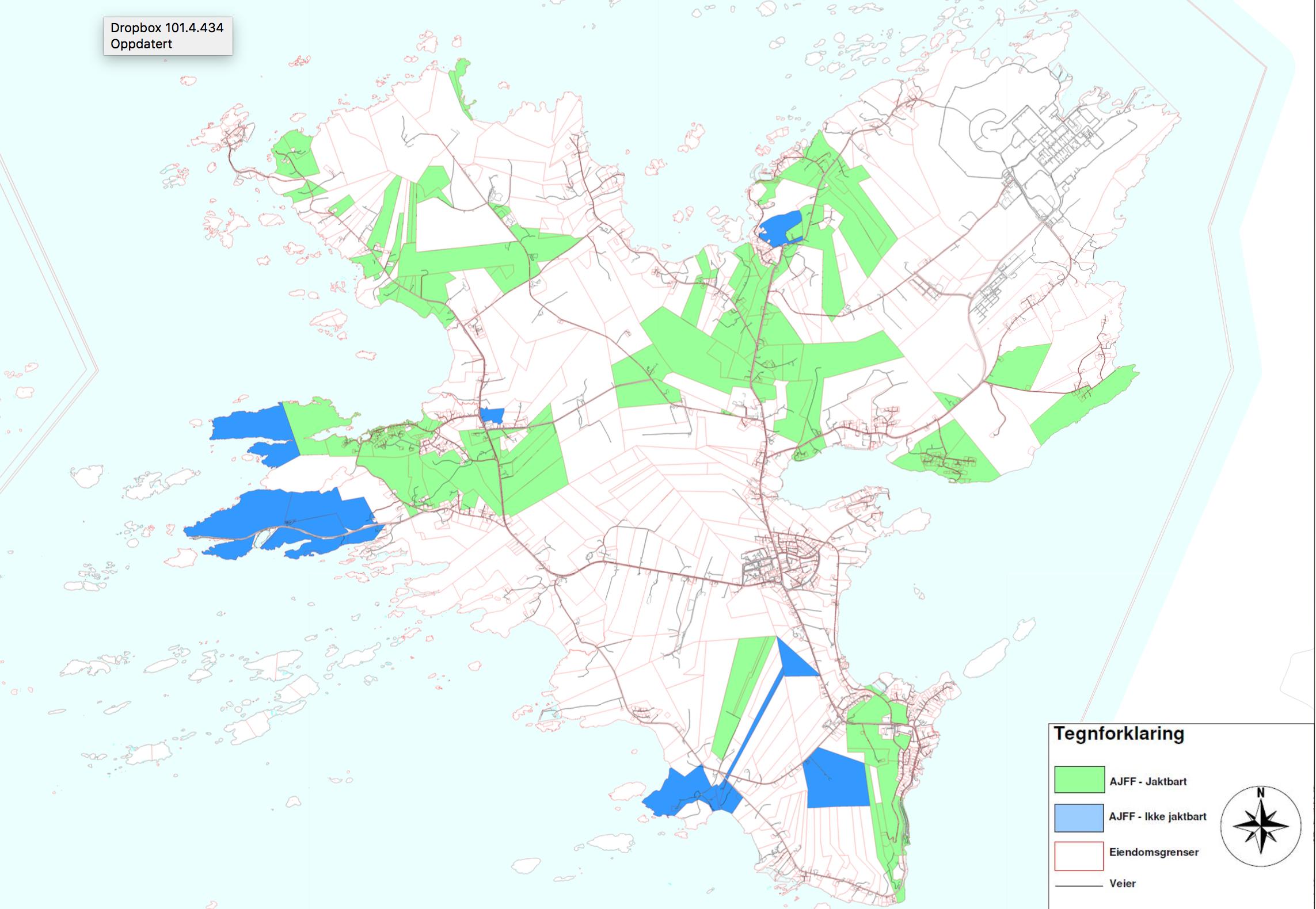 Jakt : Hjort – Rådyr  2020
